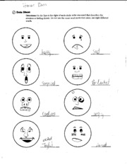 psychology II facial expressions