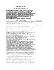 Cap 3 of 2001 The Industrial Property Act.doc