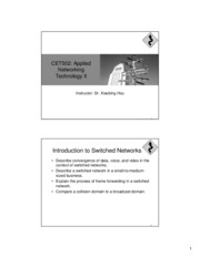 cet502-01-switchedNetworks