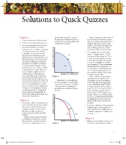 Solutions to Quick Quizs