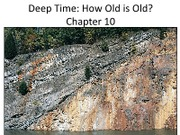 Ch10_Deep Time-part I