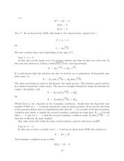 Differential Equations Lecture Work Solutions 14