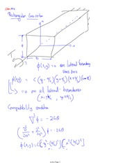 Class 13 Notes problems and solutions