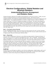 304_-_electronDistWkst - Worksheet Electron Distributions Name 1 ...