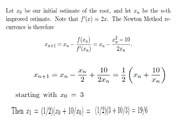 Lecture on Numerical Analysis (Part 5)