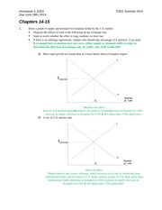 Homework 5 with Solutions