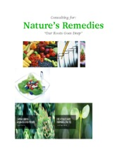 NaturesRemediesConsulting