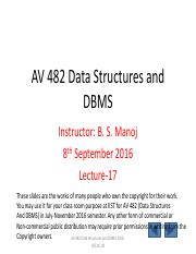 zAV482_2016_DS_DBMS-Lecture-17-BinarySearchTree-SplayTree.pdf