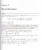 Introduction to Electrodynamics - ch07
