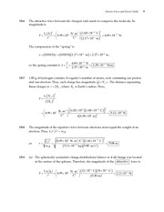9_Ch 15 College Physics ProblemCH15 Electric Forces and Electric Fields