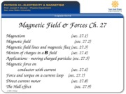 51_Ch27_Magnetic_fld