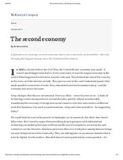 The second economy _ McKinsey _ Company