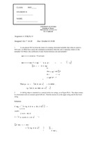 physics assignment 4