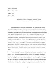 passing nella larsen chapter summaries