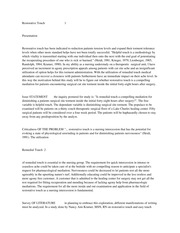 Therapeutic Touch Research Essay