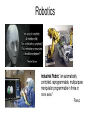 FANUC Robot Notes docx - FANUC Robot Notes The handheld is NOT the