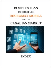 Introducing Micromax In Canada