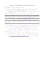 The Rising Cost of College Price Discrimination Assignment (2)