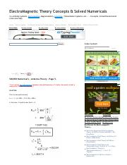 ElectroMagnetic Theory Concepts & Solved Numericals_5.pdf