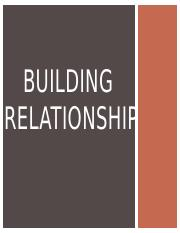 L2 - BUILDING RELATIONSHIP.pptx