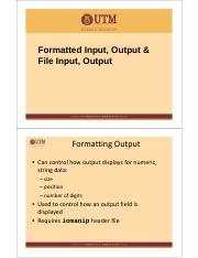 05-1-Input and Output