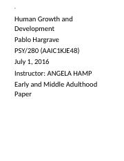 Hargrave_Early and Middle Adulthood Paper.docx