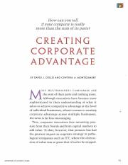 CREATING corporate advantages.pdf