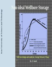 nonideal wellbore storage 1,2.pptx