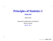 Math 203_Lecture 1