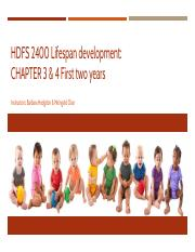 HDFS 2400 ppt_First two years.pdf