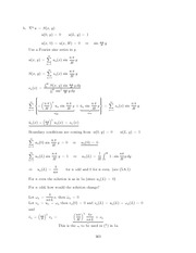 Differential Equations Lecture Work Solutions 163