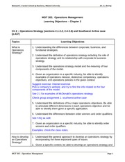 Learning Objectives-Ch2