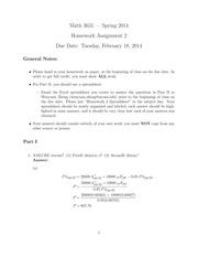 3631-Assignment2Solutions