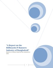 A Report on the Billboards & Banners Industry of Bangladesh.doc