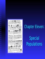 Special Populations Ch11 Loosening the Grip.ppt