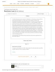 Business Law 13th Edition Chapter 26 Problem 3R Solution _ Chegg.pdf