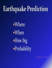 Lecture 11 Prediction and Mitigation of Hazards- Earthquakes,  Volcanic Eruptions. amd Tsunami.pdf