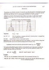 pH and Charge on Amino Acids and Peptides
