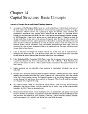 Ch 14 Capital Structure Basis Concepts_1