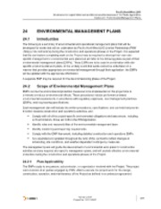 Environmental Management Plans _ Report