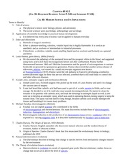 WC2 Study Guide Ch. 40 Modern Science Adler