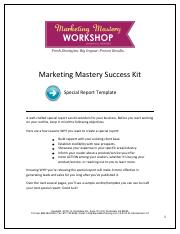 Marketing Mastery Success Kit-Special Report Template(1).pdf