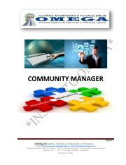Clase 1 Community Manager