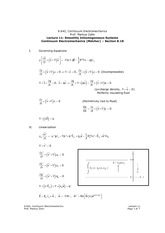 Smoothly Inhomogeneous Systems Continuum Electromechanics notes