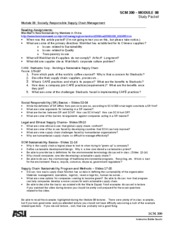 Mod08 Study Guide