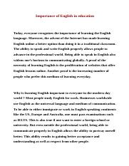 Importance_of_English_in_education_and_the_relation_with_the_culture