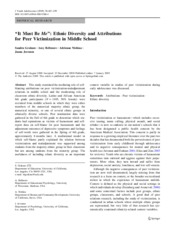 It_must_be_Me_Ethnic_Diveristy_and_Attributions_for_Peer_Vic_Graham_Bellmore_Nishina_Juvonen_2009