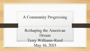 Terry Williams-Reed  Assign. 4 SS211