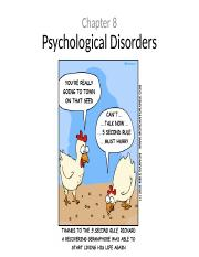 Ch 8 - Psychological Disorders notes.ppt