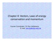 chapter 4 Vectors,_Laws_of_energy_conservation_and_momentum